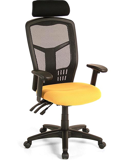 Elegant Mesh Chair 網椅 M531B68N